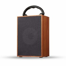 WS 1054 Wooden Portable high Quality Bluetooth Speaker