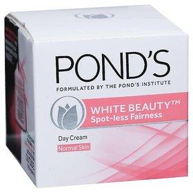 Ponds White Beauty Spot Less Fairness Day Cream 12 g - Pack Of 4