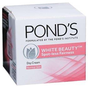 Ponds White Beauty Spot Less Fairness Day Cream 12 g - Pack Of 5