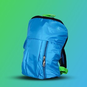 Unisex 15 Backpack Ideal for Gym/ Office/ Lunch Box/ Tab/ Mini Laptop/ School/ Collage (15 Ltr) - Multicolor - 1 Pc
