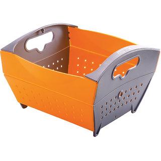 Trueware Magic Basket Storage Multi -Purpose Plastic Basket Assorted