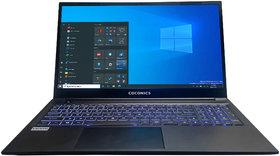 Coconics XTREME Intel i5-1035G1 15.6 FHD Laptop (8 GB RAM/ 512GB M.2 SSD 2280/ Windows 10 Pro/ Black/ 1590 gms)