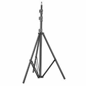 DIGITEK (DLS-9FEET) Lightweight  Portable 9 Feet Aluminum Alloy Light Stand for Photography  Video Shooting  Ring Li