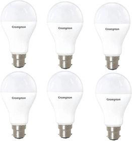 Crompton 3w Cool Day Light Led Bulb Pack of 6
