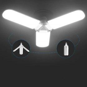 Generic B22 LED Garage Light, 40 Watt Cool Daylight LED Street and Area Light for Outdoor Factory Warehouse
