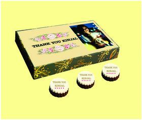 Thank You Chocolate Gift Box With OREO Flavor (Ty 1)