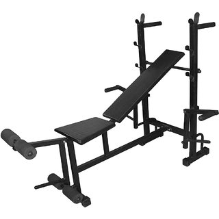 Scorpion 8 in 1 Bench Weight Training Fitness Bench