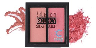 Candy Shop blusher BOUNCY Silky Touch AMBERING ROSE