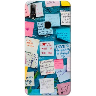 Digimate High Quality (Multicolor, Flexible, Silicon) Back Case Cover For Vivo V9 Youth