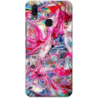 Digimate High Quality (Multicolor, Flexible, Silicon) Back Case Cover For Vivo X21