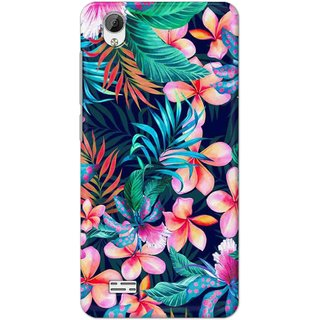 Digimate High Quality (Multicolor, Flexible, Silicon) Back Case Cover For Vivo Y31