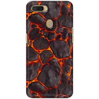 Digimate High Quality (Multicolor, Flexible, Silicon) Back Case Cover For Oppo A5s