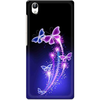 Digimate High Quality (Multicolor, Flexible, Silicon) Back Case Cover For Vivo Y51