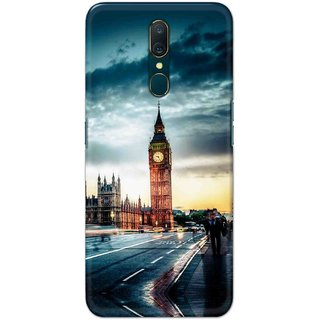 Digimate High Quality (Multicolor, Flexible, Silicon) Back Case Cover For Oppo A9