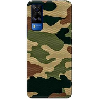 Digimate High Quality (Multicolor, Flexible, Silicon) Back Case Cover For Vivo Y51a