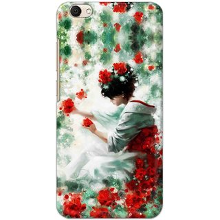 Digimate High Quality (Multicolor, Flexible, Silicon) Back Case Cover For Vivo Y67