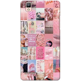Digimate High Quality (Multicolor, Flexible, Silicon) Back Case Cover For Oppo F1