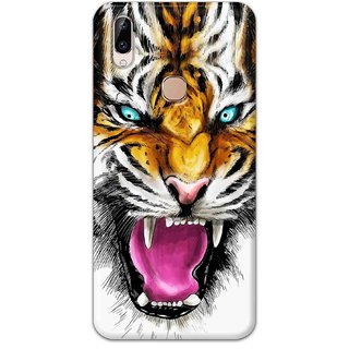 Digimate High Quality (Multicolor, Flexible, Silicon) Back Case Cover For Vivo Y83 Pro