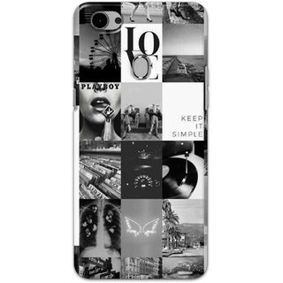 Digimate High Quality (Multicolor, Flexible, Silicon) Back Case Cover For Oppo F7