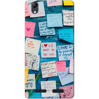 Digimate High Quality (Multicolor, Flexible, Silicon) Back Case Cover For Panasonic P95