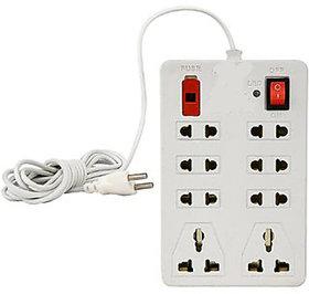 EGK 8 Socket - 6 Amp Extension Board
