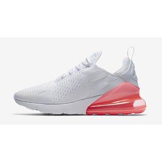 Nike Air 270 Woman's London - White Running Shoes