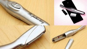 EBi-Feather King Eye Brow Hair Remover  Trimmer For Women