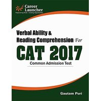 erbal Ability  Reading Comprehension for CAT (Common Admission Test) BY GAUTAM PURI