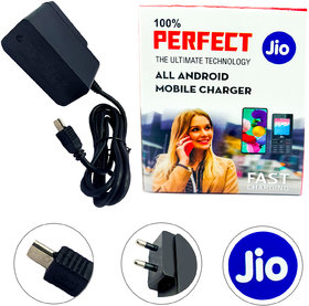 Perfect Charger for Jio  other mobile phones 1.2Amp