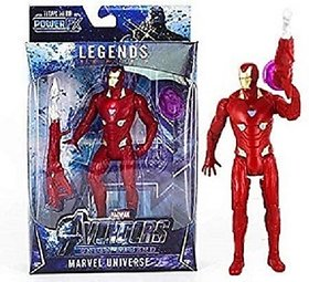 VARNA Special Edition Ironman Action Figure 6 Inches Toy