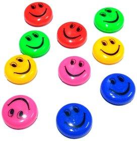 Nawani 12 Pic Fridge Magnet Refrigerator Magnets Kids Gifts Home Decoration (Smiley),Size- 2.5x2.5 cm