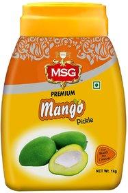 MSG Premium Mango Pickles 1kg