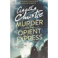 Murder on the Orient Express by Agatha Christie (English, Paperback)