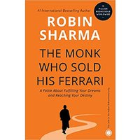 The Monk Who Sold His Frrari (English, Paperback)