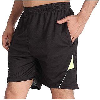 M.R.D.Designer Hub Men Outdoor Shorts ( Black)