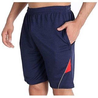 M.R.D.Designer Hub Men Navy Blue Shorts