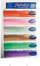 Hansika Hair Comb Sahara 12Pc