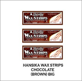 Hansika Was Strips Brown Big Pack Of 2