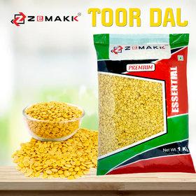 ZeMaKK Premium Toor Dal  unpolished -1 kg Pack