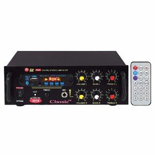 Classic Gold Metal Amp-Bt-999 Speaker (Black)