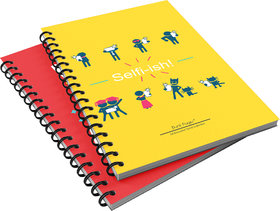 Bunk Pages A4 Spiral Notebook ( WIRO Bound Note book ) - Single Line - 400 Pages - 295 mm x 205 mm - Pack of 2 COMBO