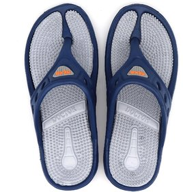Nexa Accupressure Unisex Navy Blue Slippers  Flip Flops