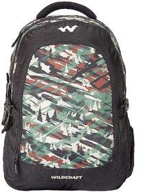 Wildcraft Backpack 11166 - Camo 4 Green