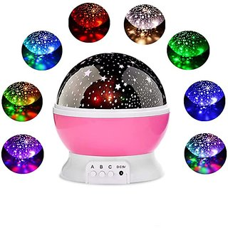 TSV Star Master Colorufull Led Lights For Home Decoration And Other (Multicolor)