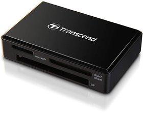 Transcend RDF8 USB 3.0 Multi Card Reader (Open box)
