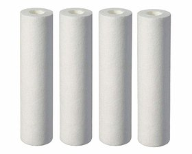 SPUN FILTER FOR RO,UV AND MANUAL WATER PURIFIER -PACK OF 4