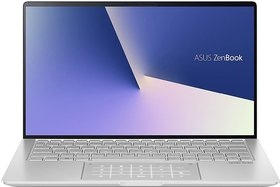 Asus ZenBook 13 UX333FA-A5822TS Intel Core i5 10th Gen 13.3 inches(33.78 cm) FHD Thin & Light Laptop 8 GB RAM Windows 10 Home (512GB PCIe SSD/MS-Office 2019/Integrated Graphics/1.27 Kg) Icicle Silver