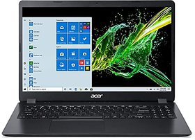 Acer Aspire 3 Intel i3-10th Gen 15.6 - inch 1920 x 1080 Thin and Light Laptop (4GB Ram/1TB HDD/Window 10/Intel UHD Graphics/Black/1.9 kgs), A315-56