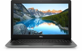 Dell Inspiron 3593 15.6 inch FHD Laptop (10th Gen i3-1005G1/ 4GB/ 1TB/ Integrated Graphics/ Win 10 + MS Office/ Silver) D560299WIN9SE