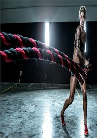 12M Battle Ropes + BRACKET